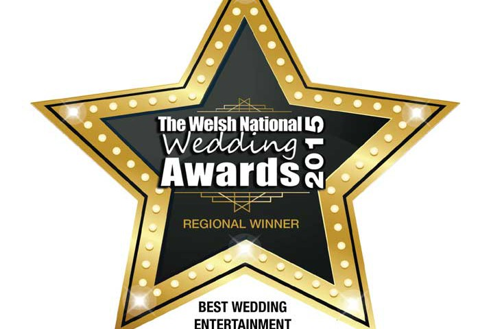 Welsh wedding award